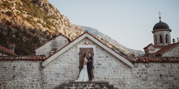 IRENA + RYAN // MONTENEGRO DESTINATION WEDDING